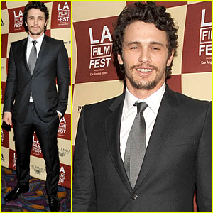 James Franco: 'An Evening with James Franco' at the LA Film Festival!
