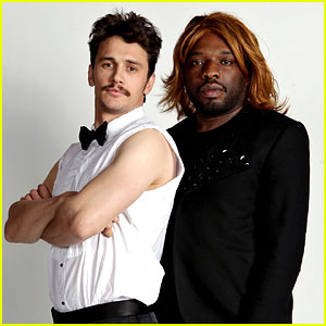 James Franco: Kalup & Franco's New Music Video Released!