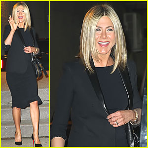 Jennifer Aniston Goes Inside the Actors' Studio