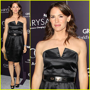 Jennifer Garner: Chrysalis Butterfly Ball!