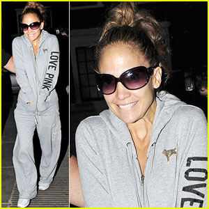 Jennifer Lopez: Lovin' London!