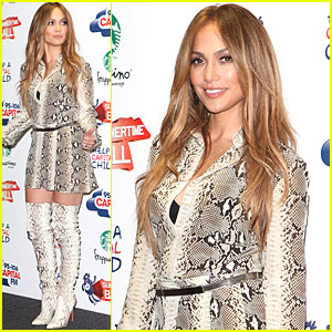 Jennifer Lopez: Capital Radio Summertime Ball!
