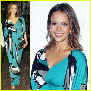 Jessica Alba: Children's Book Launch!