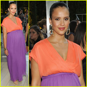 Jessica Alba - CFDA Fashion Awards 2011