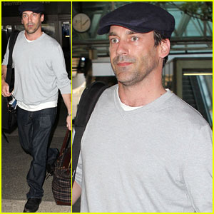 Jon Hamm: I'm a Million in Hollywood Years!