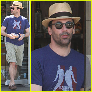 Jon Hamm Talks Directing 'Mad Men' Season Premiere