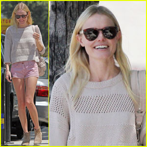 Kate Bosworth Leaves Lamill Coffee