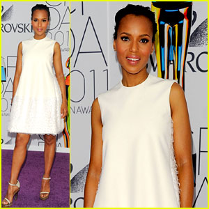 Kerry Washington - CFDA Fashion Awards 2011