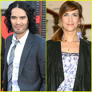 Russell Brand &#038; Kristen Wiig: PETA's Sexiest Vegetarians!