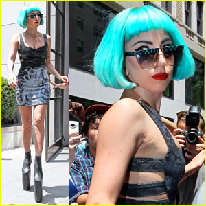 Lady Gaga Accidentally Calls Anna Wintour a B----!