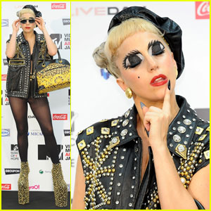 Lady Gaga: MTV Video Music Aid Japan!