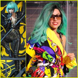 Lady Gaga: MuchMusic Video Awards Performer & Winner!