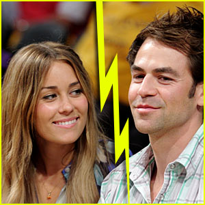 Lauren Conrad & Kyle Howard Split