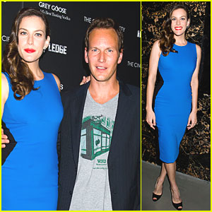 Liv Tyler & Patrick Wilson: 'Ledge' Screening in NYC!