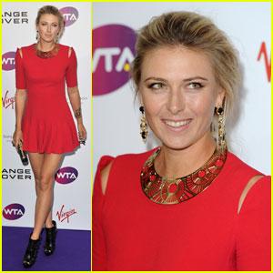Maria Sharapova: WTA Tour Pre-Wimbledon Party!