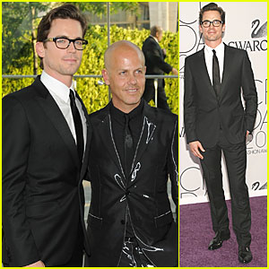 Matt Bomer - CFDA Fashion Awards 2011