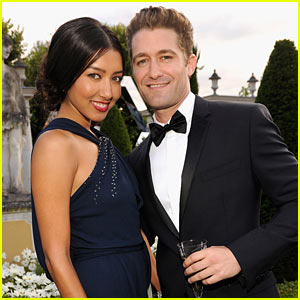 Renee Puente: Matthew Morrison's New Girl!