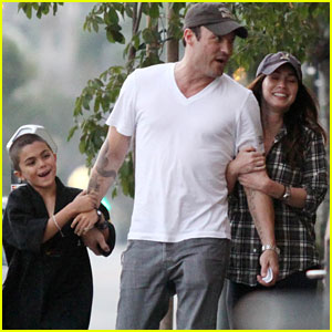 Megan Fox & Brian Austin Green: Night Out with Kassius!