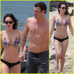 Megan Fox &#038; Brian Austin Green: Kona Couple