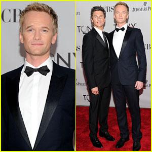 Neil Patrick Harris: Tony Awards 2011 with David Burtka!