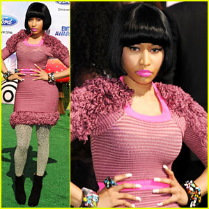 Nicki Minaj - BET Awards 2011