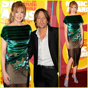 Nicole Kidman: CMT Music Awards 2011 with Keith Urban!