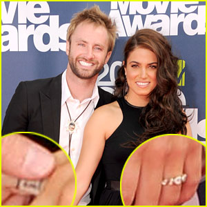 Nikki Reed: Engaged to Paul McDonald?