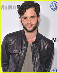 Penn Badgley Playing Jeff Buckley in New Film
