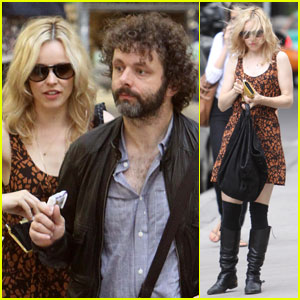 Rachel McAdams & Michael Sheen: Whole Foods Run