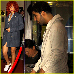 Rihanna: Dinner Date with Drake!