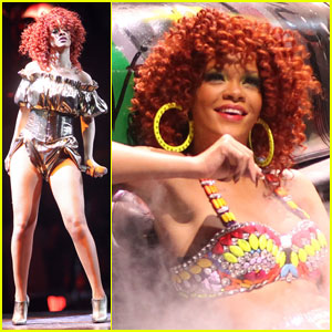 Rihanna: Behind the Scenes of 'Loud' Tour!