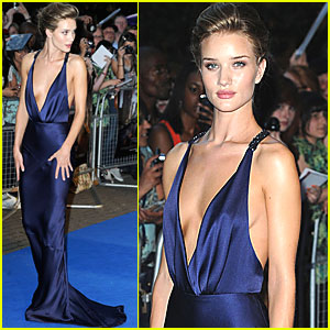 Rosie Huntington-Whiteley: Transformers UK Premiere!