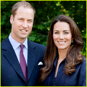 Prince William & Kate: Official Tour Portrait!
