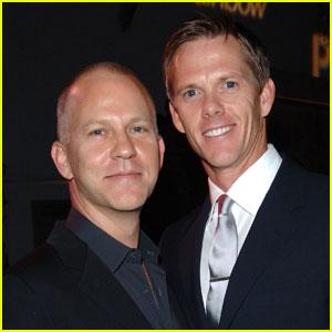 Glee Creator Ryan Murphy Engaged!