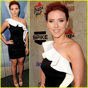 Scarlett Johansson - Guys Choice Awards 2011