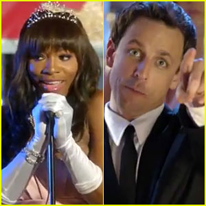 Serena Williams & Seth Meyers: 2011 ESPYs Promo Video!