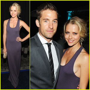 Teresa Palmer: Breakthrough Awards with Scott