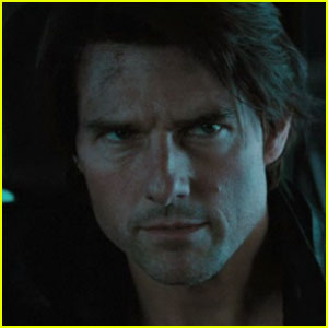 Tom Cruise: 'Mission: Impossible - Ghost Protocol' Trailer!
