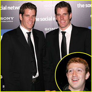 Winklevoss Twins Drop Case Against Mark Zuckerberg