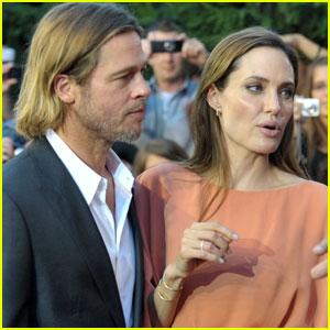 Angelina Jolie & Brad Pitt: Sarajevo Film Festival!