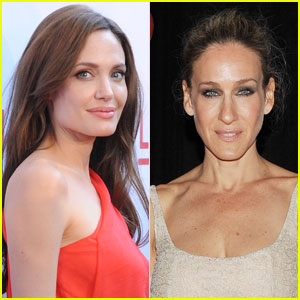 Angelina Jolie & Sarah Jessica Parker: Highest Paid Actresses!