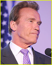 Arnold Schwarzenegger & Baby Mama Meeting Face to Face?