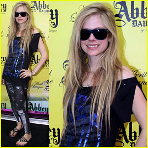 Avril Lavigne Presents Abbey Dawn in Berlin!