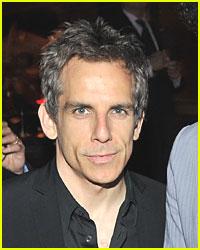 Ben Stiller: 'Walter Mitty' Star & Director?