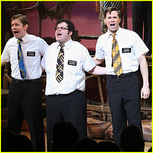 Broadway's The Book of Mormon: Free Fan Performance!