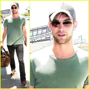 Chace Crawford: Accused Murderer in 'House Gun'?