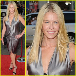 Chelsea Handler: 'Horrible Bosses' Premiere!