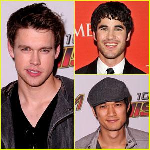 Chord Overstreet Not Returning for 'Glee' Season 3