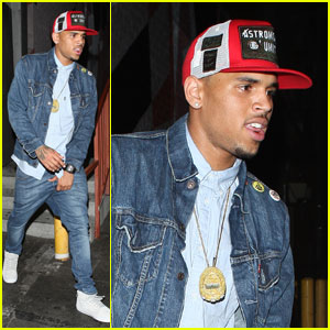 Chris Brown: 'Excited' to Perform at the VMAs!