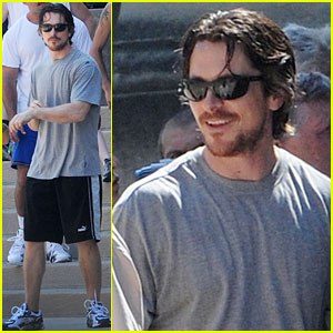 Christian Bale: 'Dark Knight Rises' in Pittsburgh